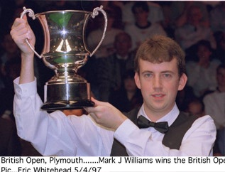 Snooker British Open