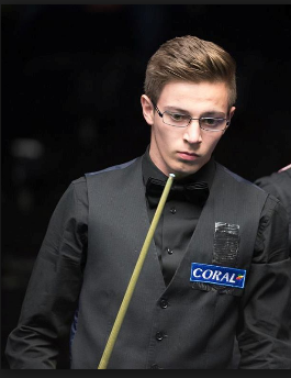 Ashley Carty Players Snookerorg
