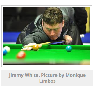 Jimmy White - Players - snooker.org
