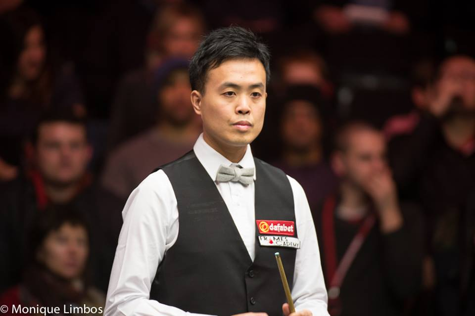 Marco Fu - Players - snooker.org